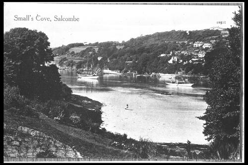 Small's Cove, Salcombe.