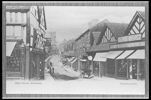 High Street, Droitwich.