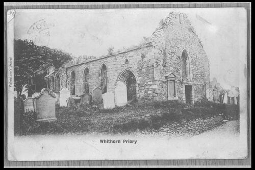 Whithorn Priory.