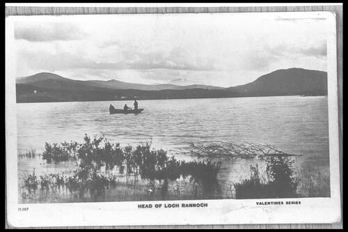 Head of Loch Rannoch.
