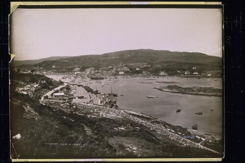 Tarbert from south.