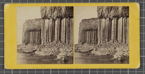 Basaltic Colonnade, Staffa