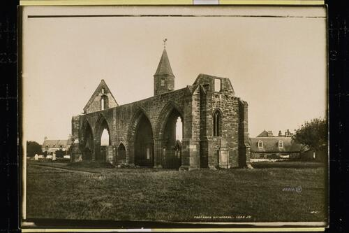 Fortrose Cathedral.