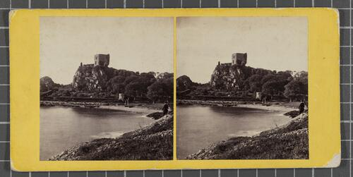 Dunolly Castle, near Oban