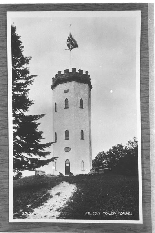 Nelson Tower, Forres.