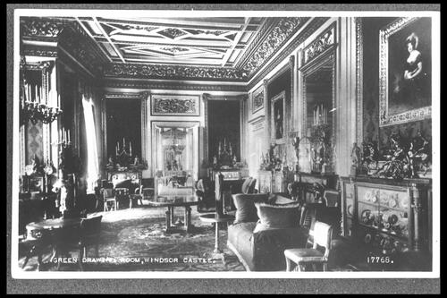Green Drawing Room, Windsor.