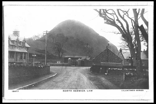 North Berwick Law.