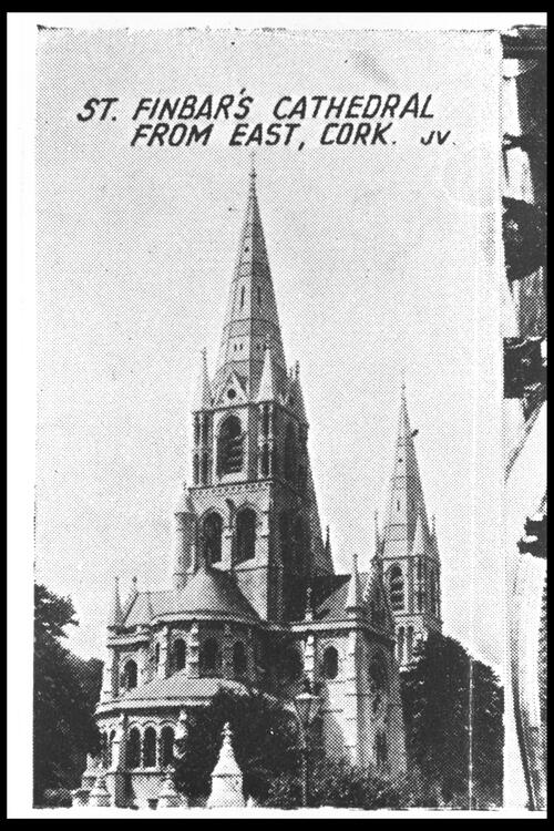 St Finbar's Cathedral, Cork.