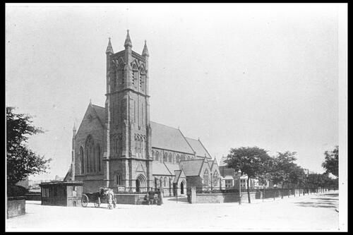 St Philip's Church, Southport.