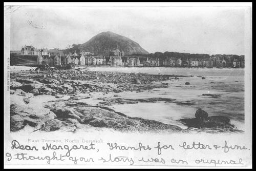East Terrace, North Berwick.