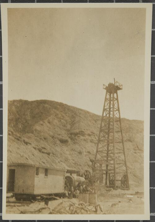 [Oil well]