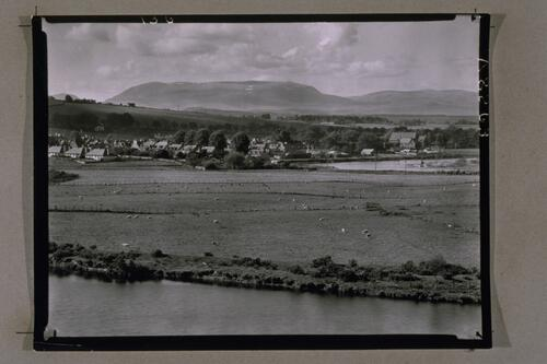 Ben Wyvis and River Beauly.