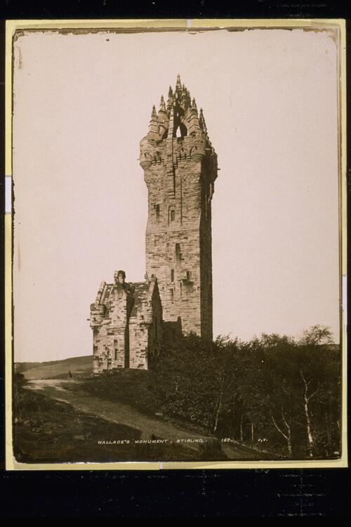 Wallace's Monument, Stirling.