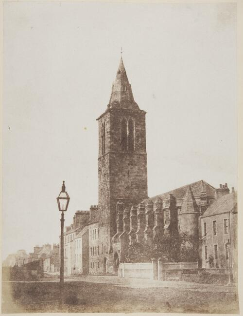 St Salvators Church, St Andrews.