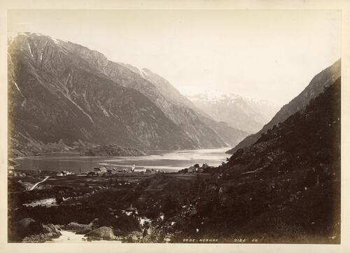 Odda (Odde), Norway.