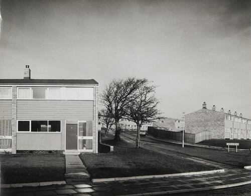 [East Kilbride, Westwood IX, buildings along Jamaica drive]