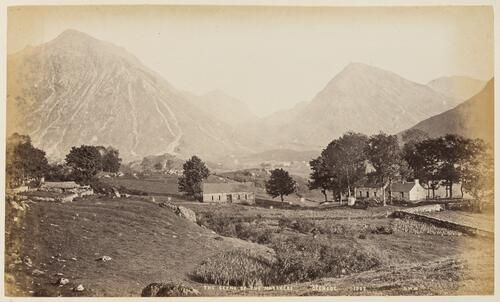 The Scene of the Massacre, Glencoe