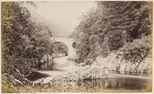 Old Bridge of Garry. Killiecrankie