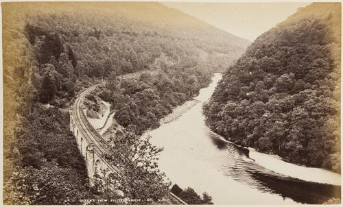 Queen's View. Killiecrankie