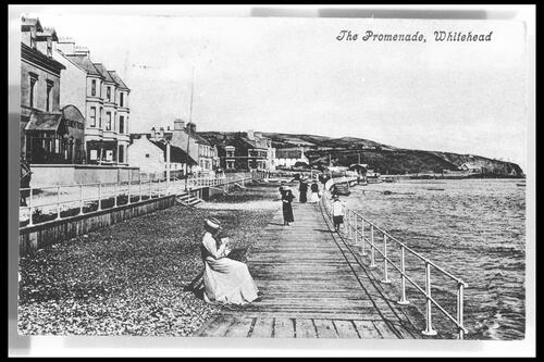 The Promenade, Whitehead (Co. Antrim).