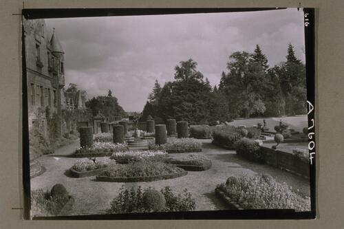 The Gardens, Glamis Castle.
