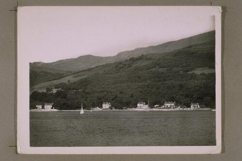 Colintraive, Kyles of Bute.