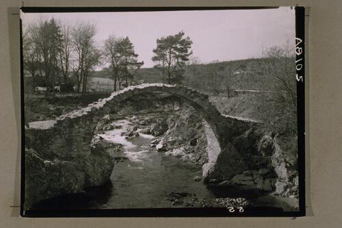 Old Bridge, Carr Bridge.