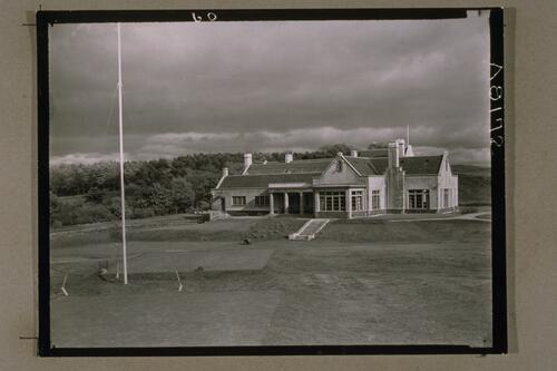 Golf Club House, Cathkin Braes.