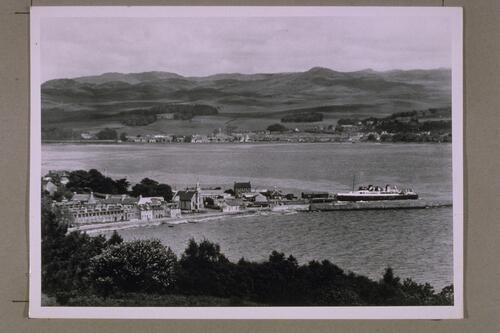 Ardrishaig and Loch Fyne.