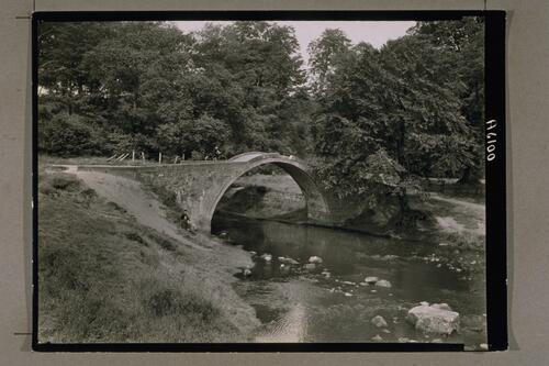 The Roman Bridge, Hamilton.