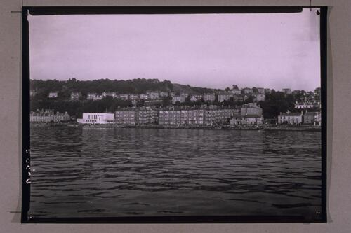 Ashton from the Water, Gourock.