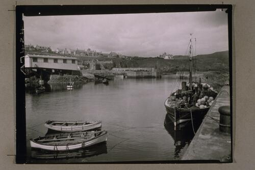 The Harbour, St Abbs.