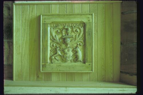 Carved Panel, Crail Church.
