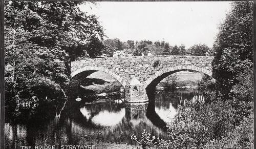 The Bridge, Strathyre.