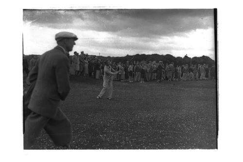 Hector Thomson, the Amateur Golf Championship, The Old Course, St Andrews