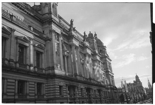 [Glasgow City Chambers, North Side]