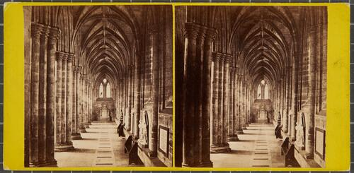 Glasgow Cathedral - North Aisle
