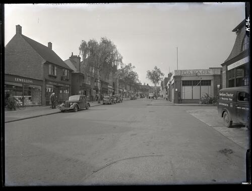 Station Road, Letchworth.