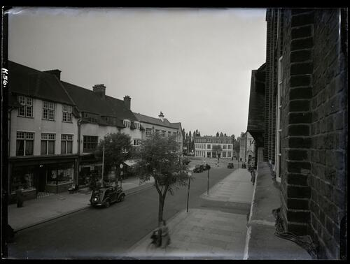 Eastcheap, Letchworth.