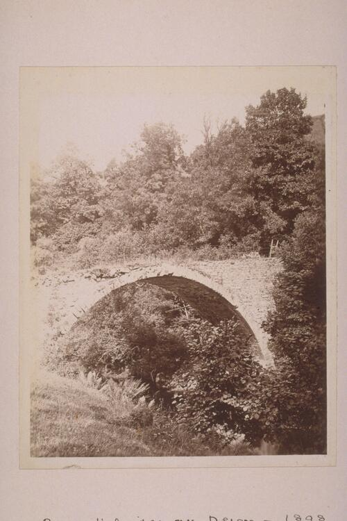 """Roman"" Bridge over Devon."