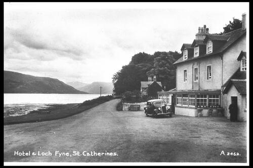 Hotel & Loch Fyne, St Catherines