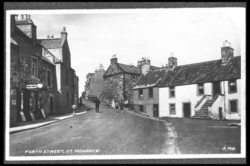 Forth Street, St Monance.