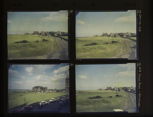 Royal & Ancient Colour Proofs & Negatives