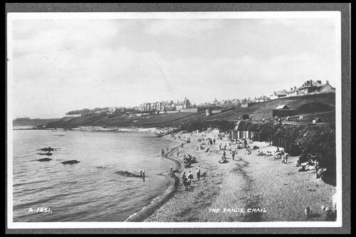The Sands, Crail.