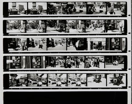 [Lot's Wife Contact Sheets]