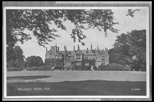 Belleisle House, Ayr.
