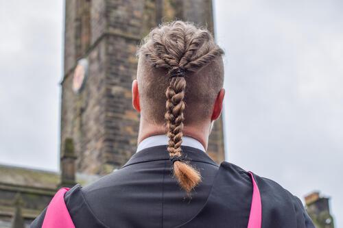 University of St Andrews Graduand, December 2018