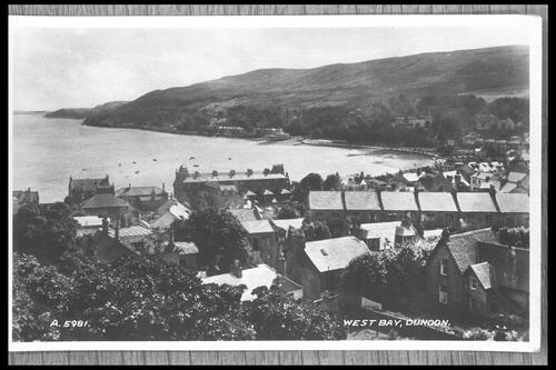 West Bay, Dunoon.
