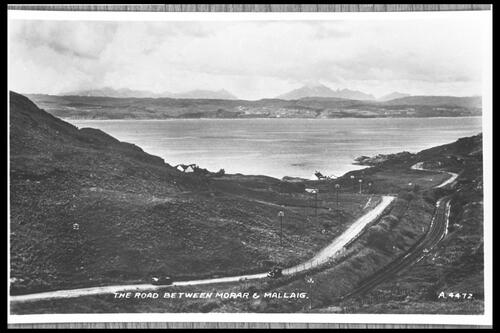 The Road between Morar & Mallaig