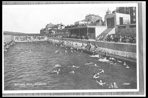 Bathing Pool, Gourock.